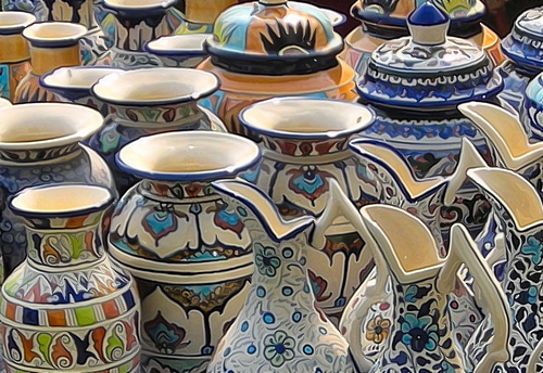 Image result for pottery handicrafts